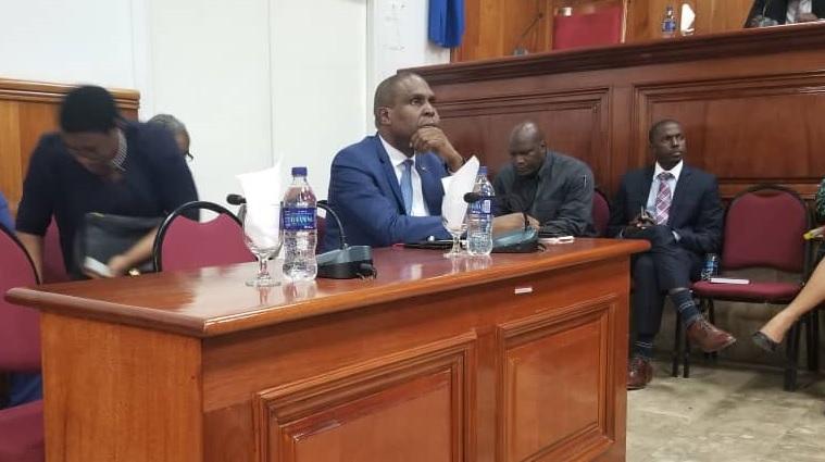 Haiti: Jean Henry Ceant «Je serai à la Chambre basse quand la situation le permet »