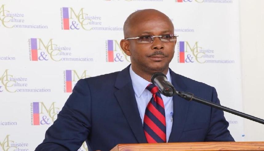 Haiti: Jean Michel Lapin investi dans ses fonctions de Premier Ministre a.i.