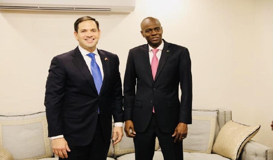 Monde: Le sénateur américain Marco Rubio présente un projet de loi visant à prolonger le TPS pour les Haïtiens