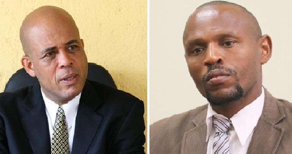 Haïti: Me. Gédéon Jean porte plainte contre l'ex-président Michel Martelly pour menace de mort
