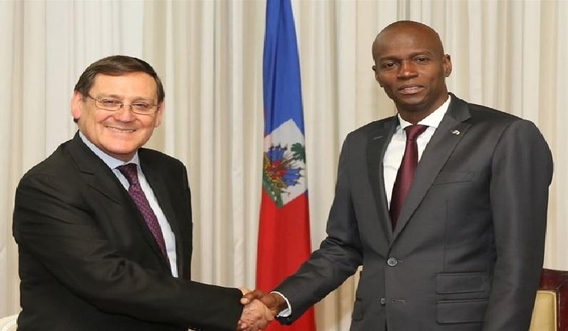 Haiti: L'ambassadeur Chilien échappe à une attaque d'un groupe de bandits lourdement armés