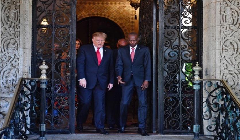 Monde: Le président Jovenel Moise au mini-sommet USA-Caraïbes