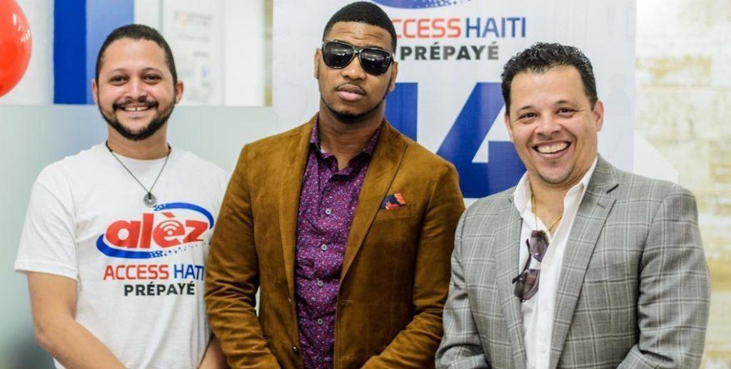 Haiti: Access Haïti lance «Alèz», un service Internet haute vitesse 4G-LTE illimité et prépayé