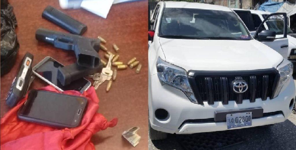 Haiti: Deux présumés bandits  tués lors d'un  affrontement armé avec des agents de la PNH