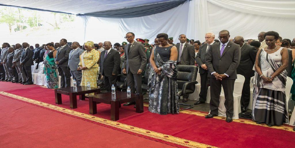 Monde: 100 jours de deuil national pour la commémoration du Génocide au Rwanda