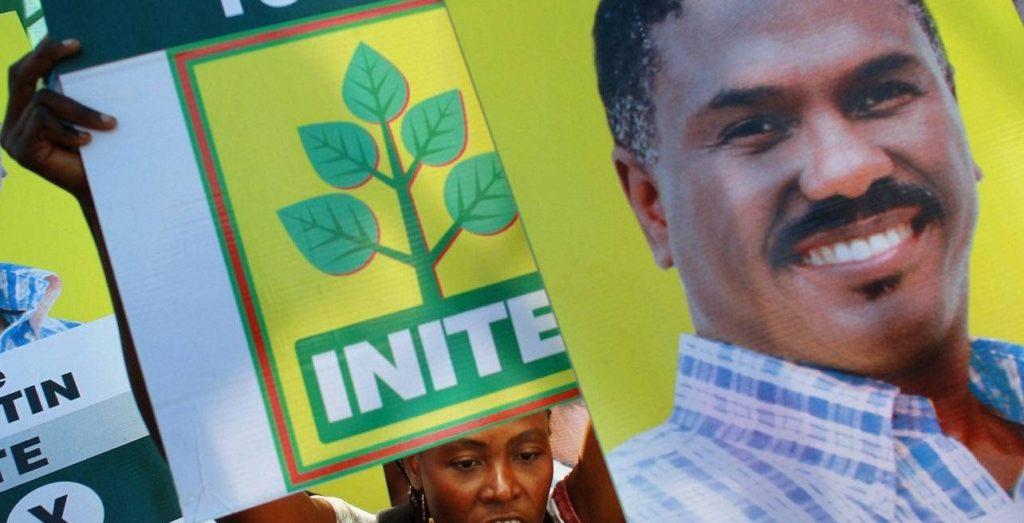 Haïti: Divisé, le parti «INITE» de René Préval est officiellement dissous