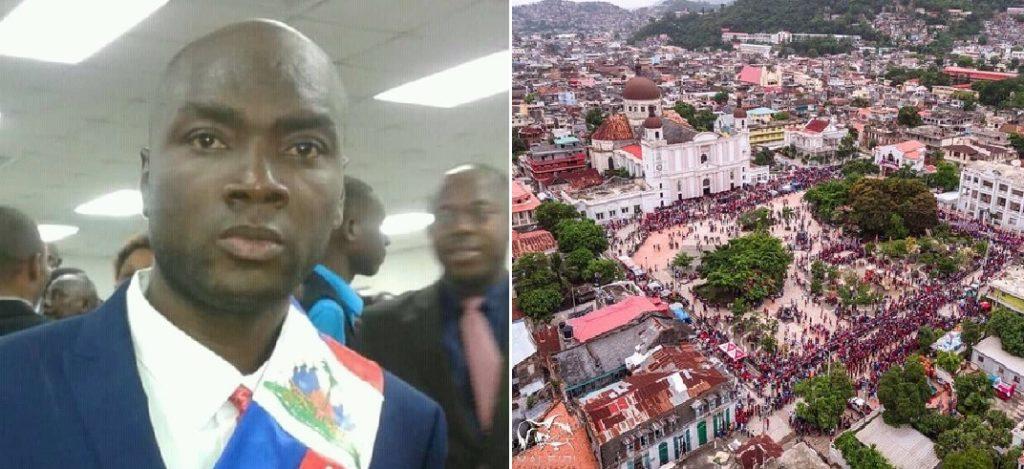 Haiti: Le député Jean Étienne dénonce la recrudescence des actes de banditisme dans la Cité Christophienne