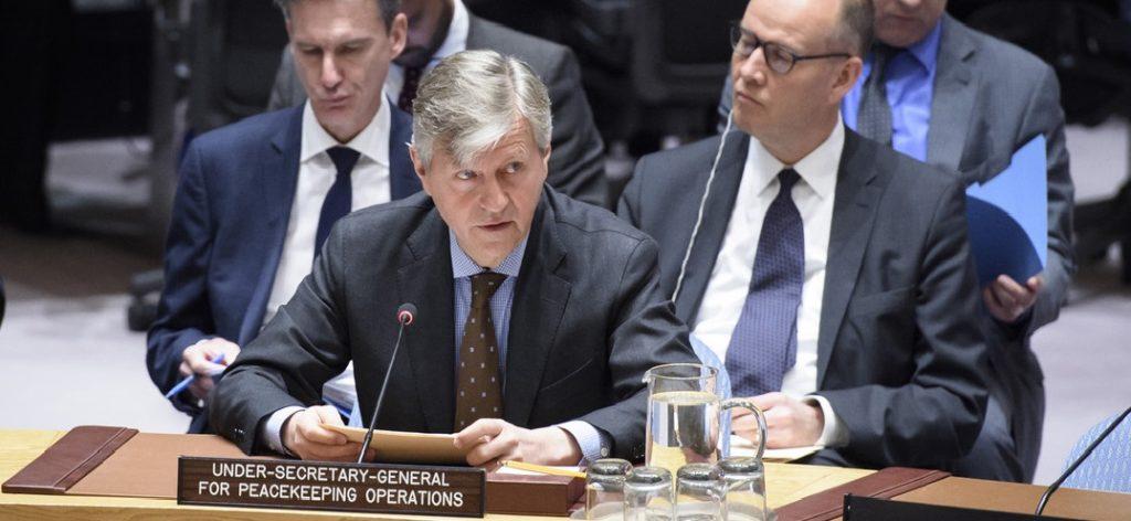 Monde : L'ONU prépare la transition vers une mission politique spéciale