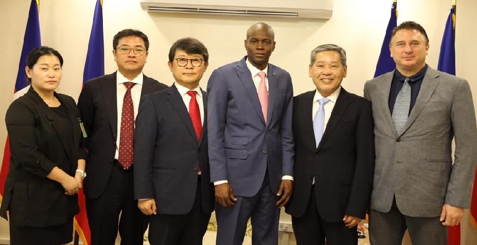 Haiti: Des compagnies coréennes expriment leurs préoccupations suite au vote des députés