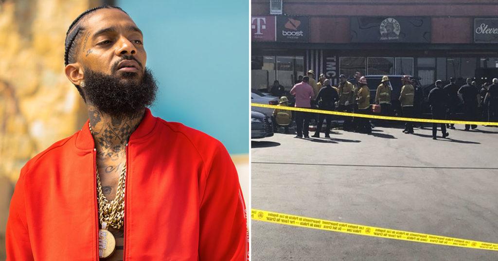 Monde: Le rappeur Nipsey Hussle, 33 ans, tué dans une fusillade à Los Angeles