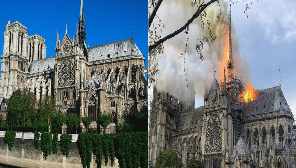 Monde: Incendie à Notre-Dame, la famille Pinault débloque 100 millions d'euros pour participer à la reconstruction