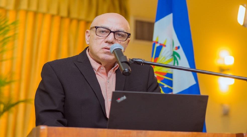Haiti: Réginald Boulos «Je suis le bourgeois de la révolution économique, sociale et politique d'Haïti»