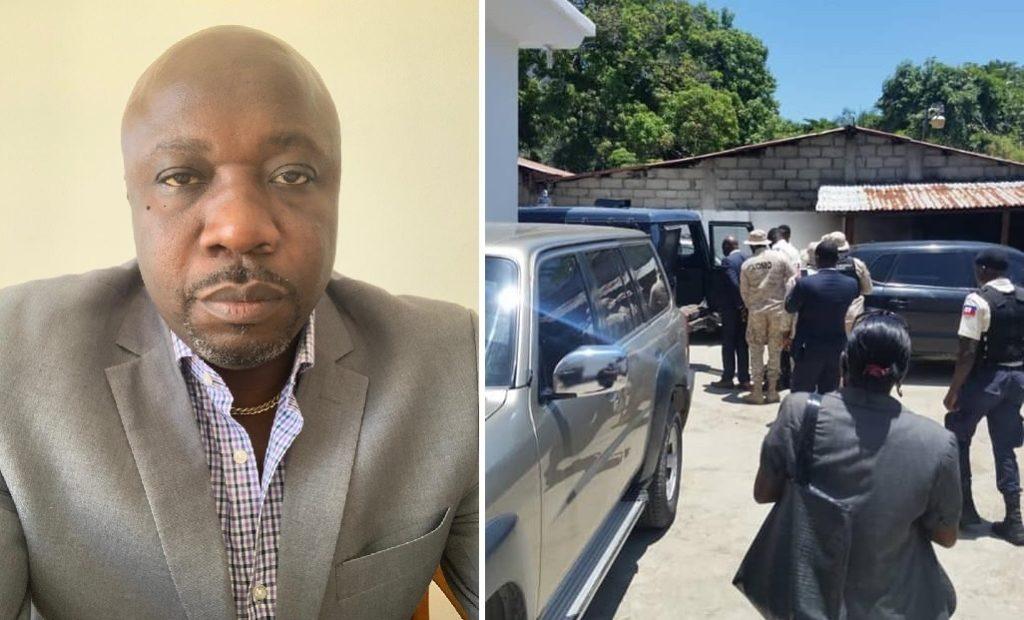 Haiti: Le délégué départemental du Nord, Antonio Jules, arrêté et incarcéré