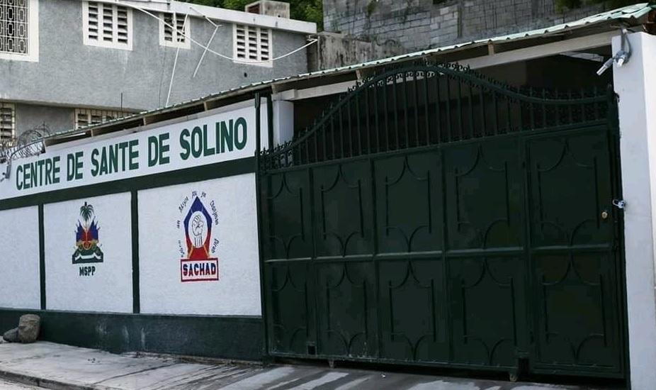 Haiti: Le Centre de Santé de Solino réouvert après 20 ans