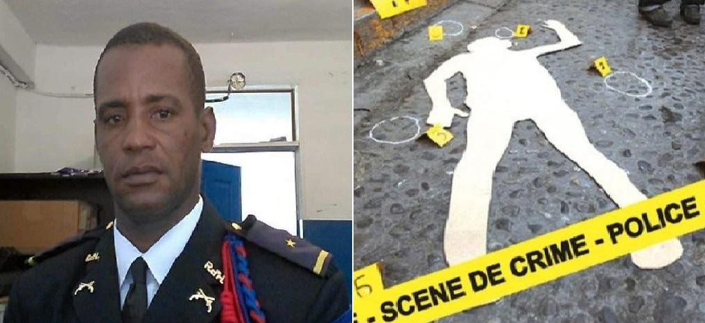 Haiti: L'inspecteur de police, Dominique Jacques,  retrouvé mort criblé de balles