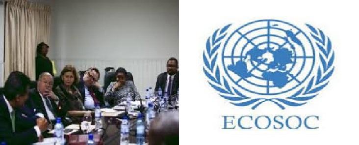 Haiti: Le Conseil Économique et Sociale des Nations Unies rencontre les députés haïtiens
