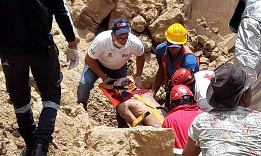 Monde: 4 personnes tuées, dont un haitien dans l'effondrement d'un hôtel en République dominicaine