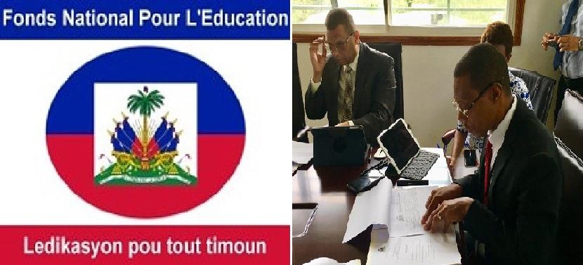 Haïti: Récapitulatif du FNE dans la cause de l'éducation pour l'année 2020