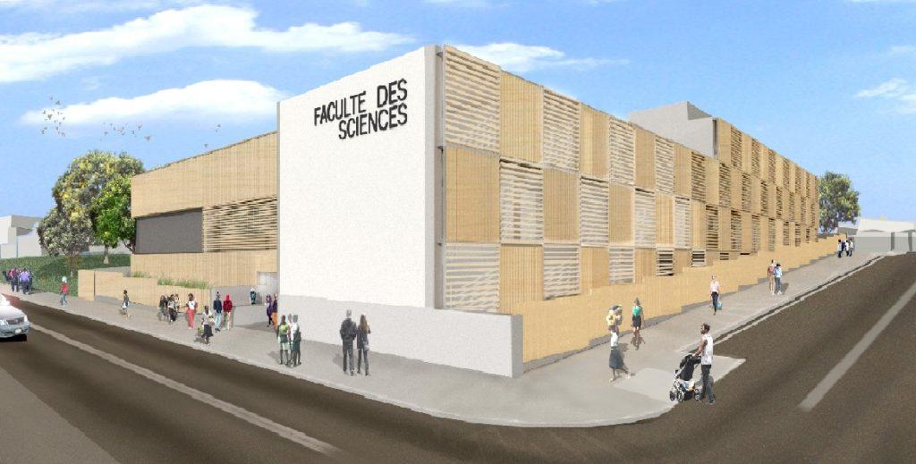 Haiti: Les locaux de la Faculté des Sciences Humaines vont être réaménagés 9 ans après
