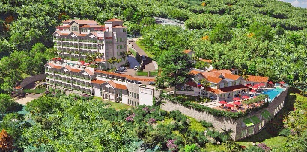 Haiti: Accord avec les autorités pour la construction d'un hôtel Marriott dans le Grand Nord