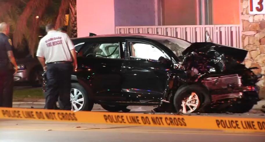 Monde: Consternation à Miami après la mort de trois jeunes footballeurs haïtiens dans un accident