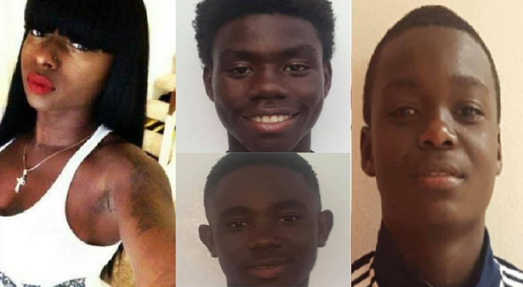 Monde:  La conductrice ivre qui a tué les 3 jeunes footballeurs haïtiens est une stripeuse