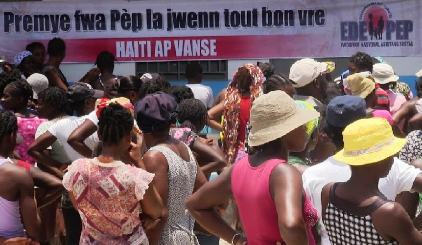 Haiti:  Ede pèp, un vaste gaspillage de fonds publics selon le rapport de la CSC/CA