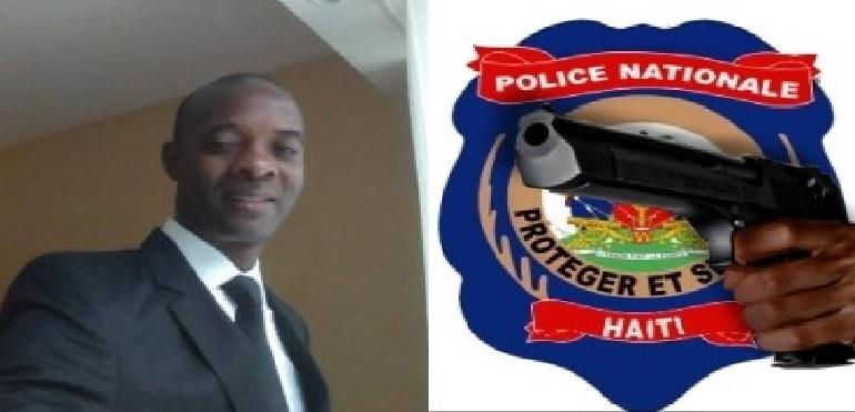 Haiti: Jean Luckner, policier de la 14ème promotion, tué à Croix-des-Bouquets