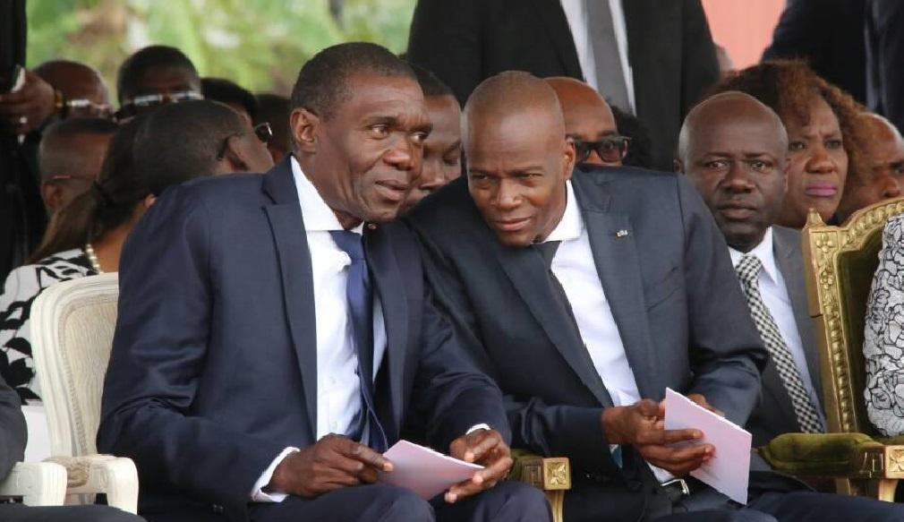 Haiti: Jovenel Moïse rencontre Joseph Lambert pour discuter le choix du nouveau Premier ministre