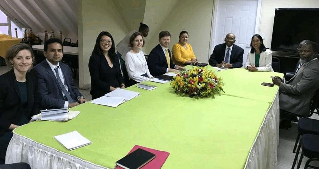 Haiti: Des représentants du Département d'État rencontrent le Président du Conseil Électoral Provisoire