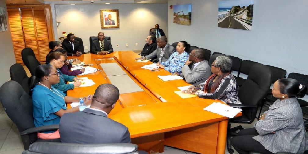 Haiti: Le Premier Ministre, Jean Michel Lapin, effectue un nouveau remaniement ministériel