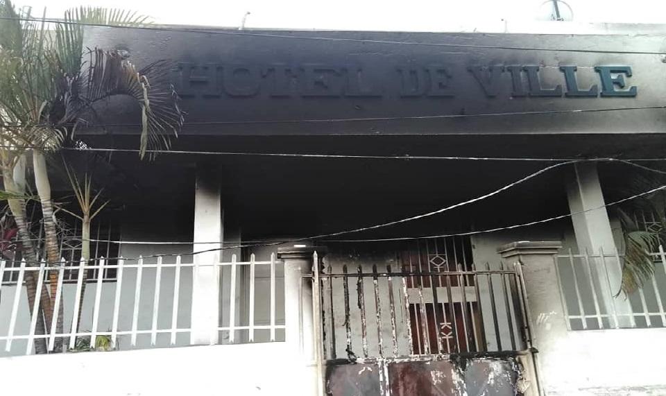 Haiti: Tentative d'incendie de l'Hôtel de ville de Mirebalais