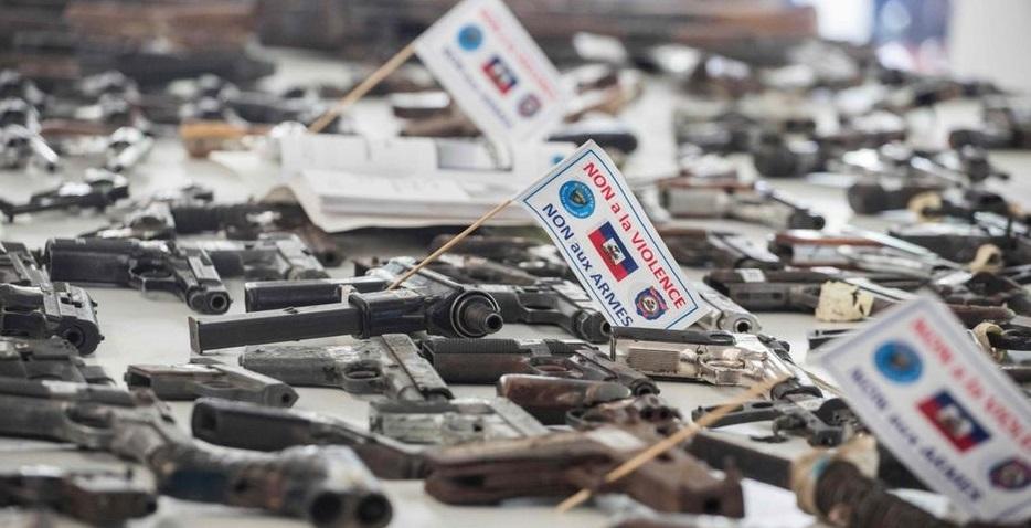 Haiti: Le trafic illégal d'armes alimenté par «des gens qui ont du pouvoir»