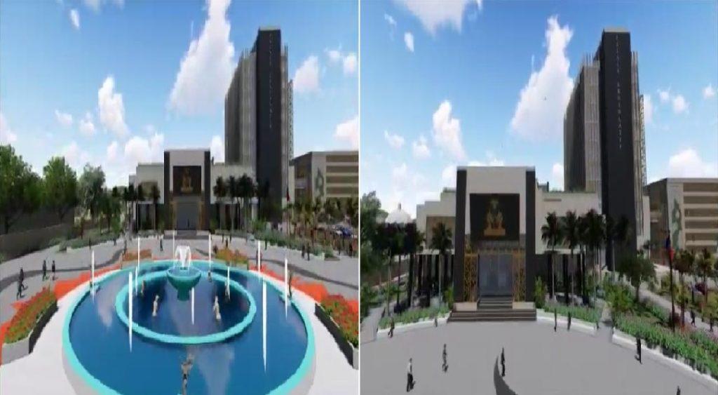 Haiti: 89 millions de dollars pour la construction d'un nouveau Parlement