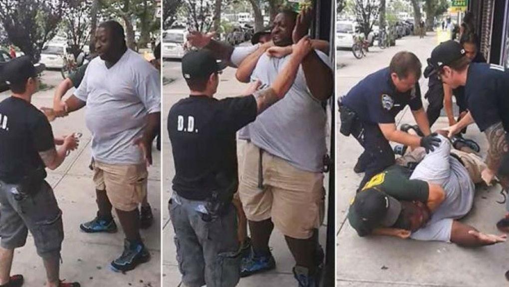 Monde: 5 ans après, renvoi d'un policier accusé d'avoir asphyxié Eric Garner