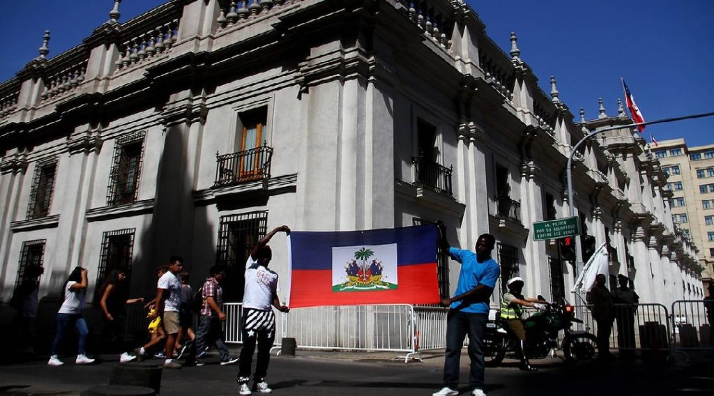 Monde:  Les haïtiens au Chili préoccupés par la recrudescence de la xénophobie