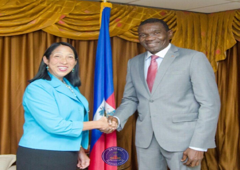 Haïti: Le Sénateur Joseph Lambert attendu à Washington en Septembre prochain