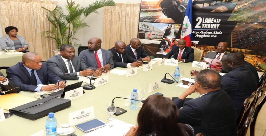 Haiti: Conseil des Ministres à l'extraordinaire au Palais National