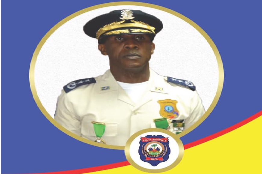 Haiti: Le Président Jovenel Moïse nomme Normil Rameau comme le nouveau DG de la PNH