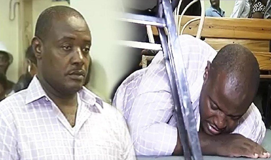 Haiti: Le policier, Sergo Guersaint, condamné aux travaux forcés à perpétuité
