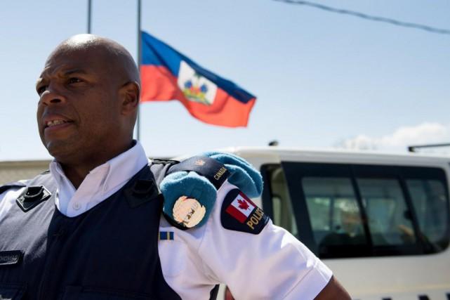 Monde: Haïti, «Une expérience très profitable» pour les policiers canadiens