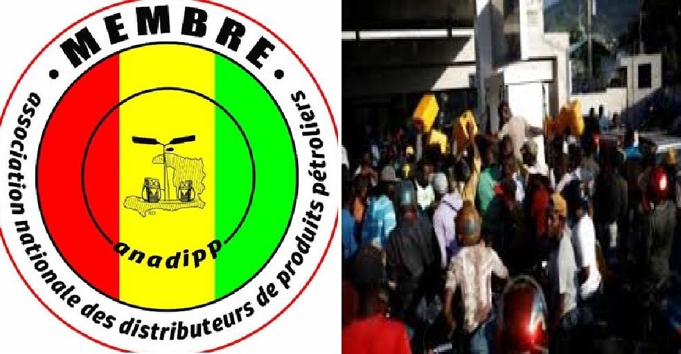 Haiti: L'ANADIPP rejette son implication dans le désordre et le marché noir constatés dans la vente des produits pétroliers