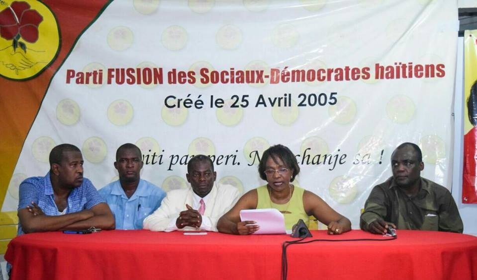 Haiti:  Edmonde Supplice Beauzile appelle la population à la mobilisation permanente