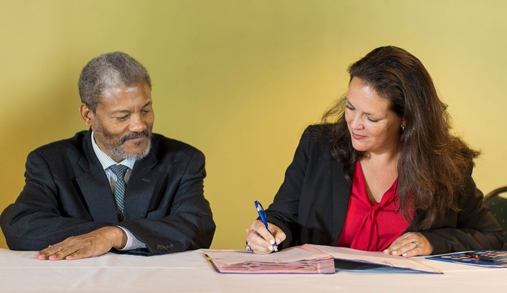 Haïti: Le PNUD et l'UEH s'engagent pour renforcer la connaissance des risques naturels