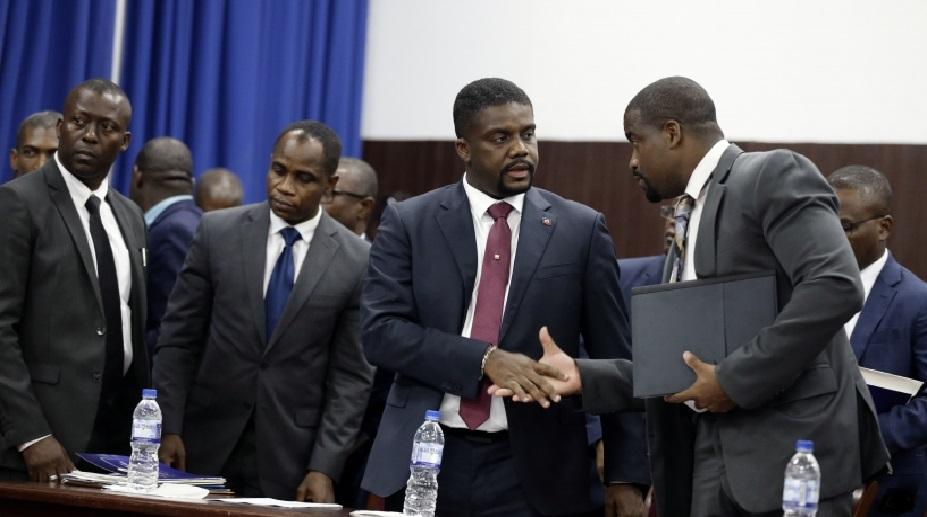Haiti: Le Premier Ministre nommé Fritz William Michel nie formellement avoir versé des pots-de-vin