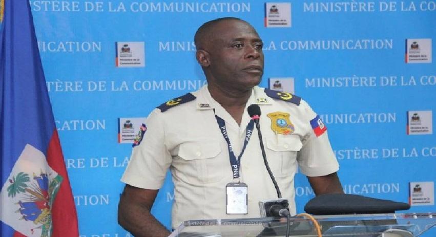 Haiti: Godson Jeune installé comme nouveau directeur départemental de l'Ouest