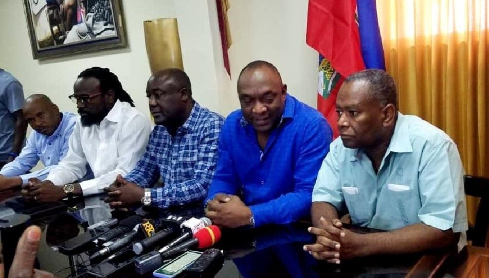Haïti: L'opposition pose ses conditions pour la reprise des activités au Sénat de la République