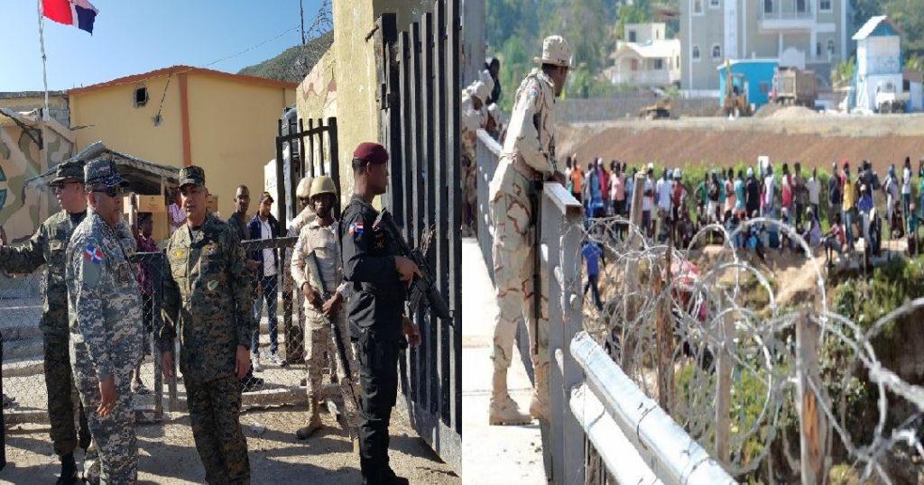 Monde: : Plus de 100 millions de dollars pour la clôture dominicaine à la frontière