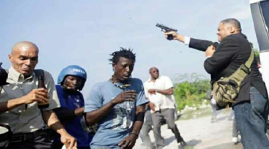 Haïti: Trois blessés par balles lors d'une échauffourée au Sénat de la République