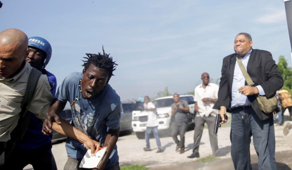 Haïti: Le gouvernement déplore les incidents survenus lundi au Sénat